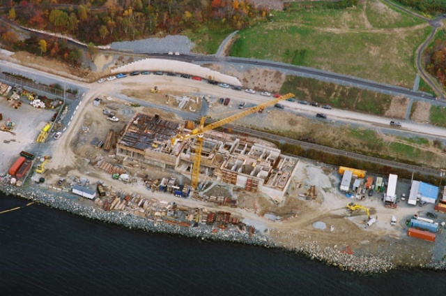 Halifax Harbour Solutions Sewage Treatment Systems